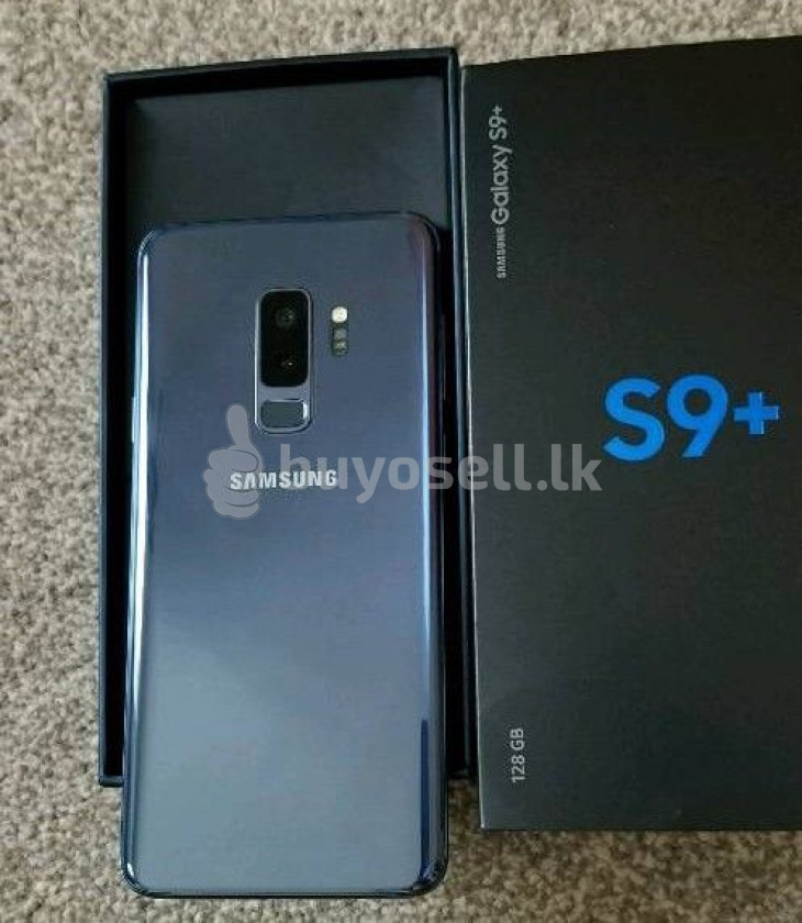 Samsung Galaxy S9+ (Used) for sale in Colombo