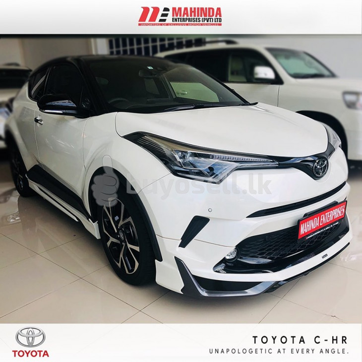 TOYOTA CHR 2018 for sale in Colombo