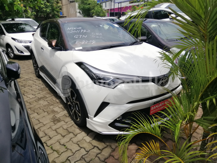 Toyota CHR GT TURBO - BRUNO 2019 for sale in Colombo