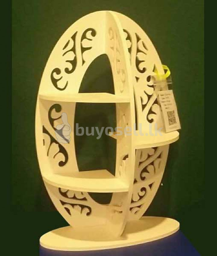 Elegant Crafted Ellipse Rack for sale in Colombo