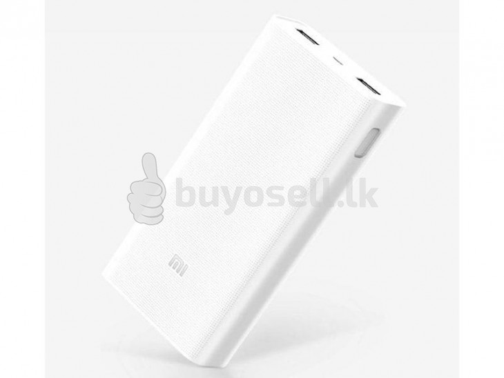 Genuine Power Banks from MI 20,000mah Gen 2c for sale in Colombo