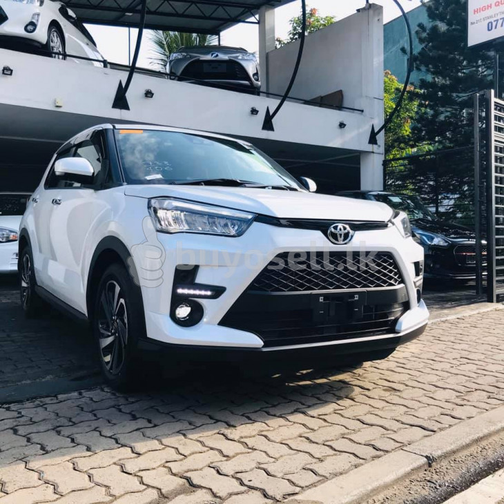 Toyota Raize 2020 for sale in Colombo