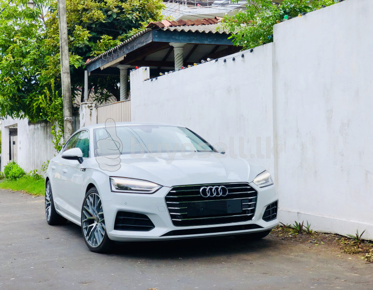 Audi A5 2018 for sale in Colombo