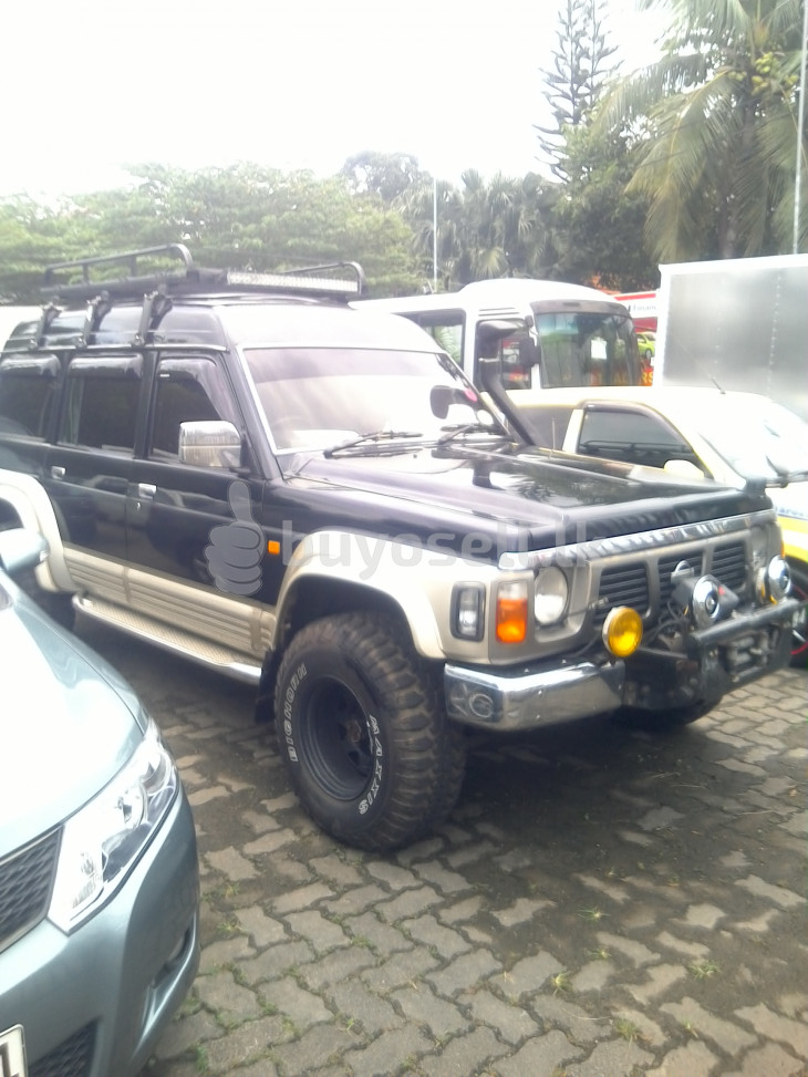 Nissan Patrol for sale in Colombo