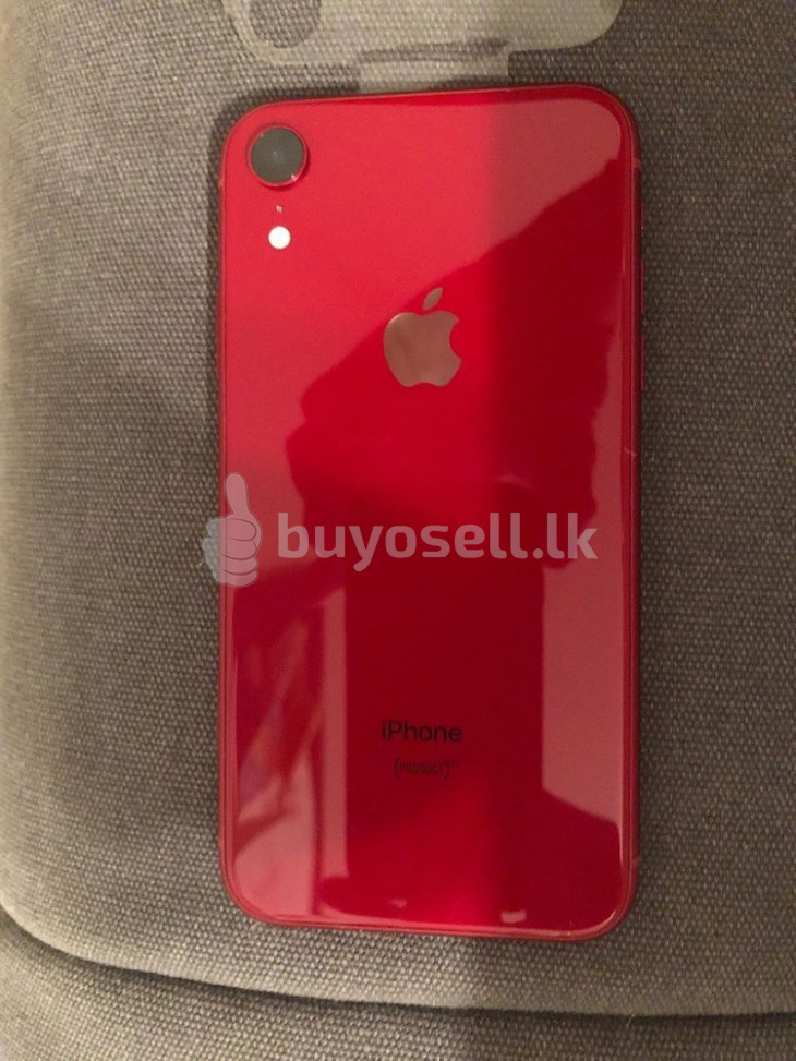 Apple iPhone XR (Used) for sale in Colombo