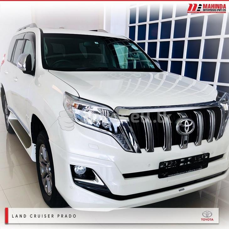 Toyota Land Cruiser Prado for sale in Colombo