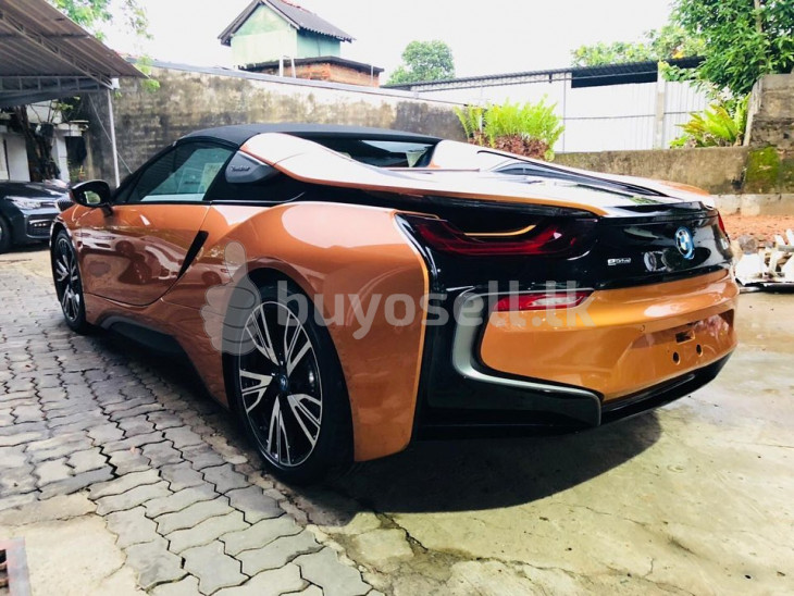 BMW i8 Roadster for sale in Colombo