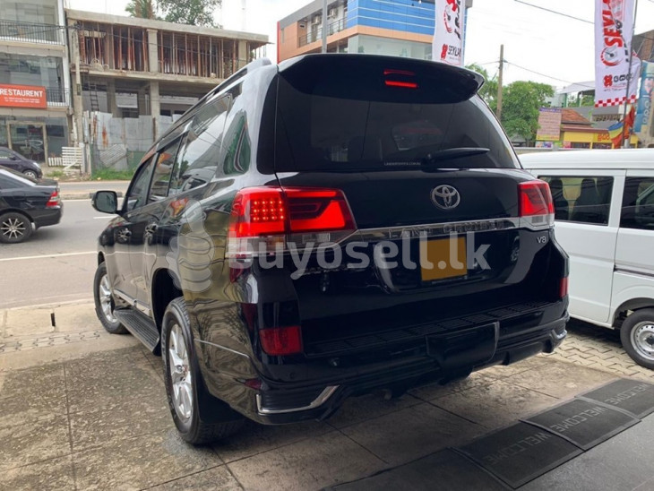 Toyota Land Cruiser Sahara Australian 2017 for sale in Gampaha