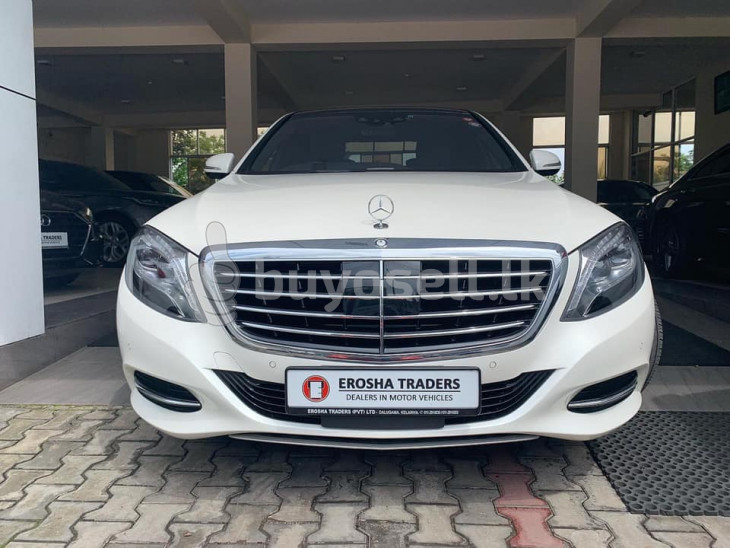 Mercedes Benz S300 2016 for sale in Gampaha