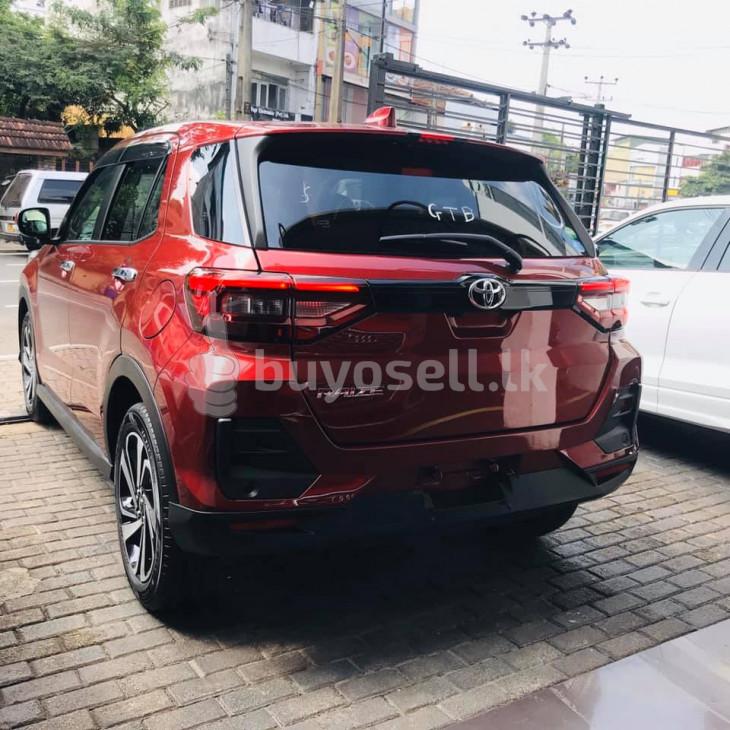 Toyota Raize Z Grade Fully Loaded 2020 for sale in Colombo