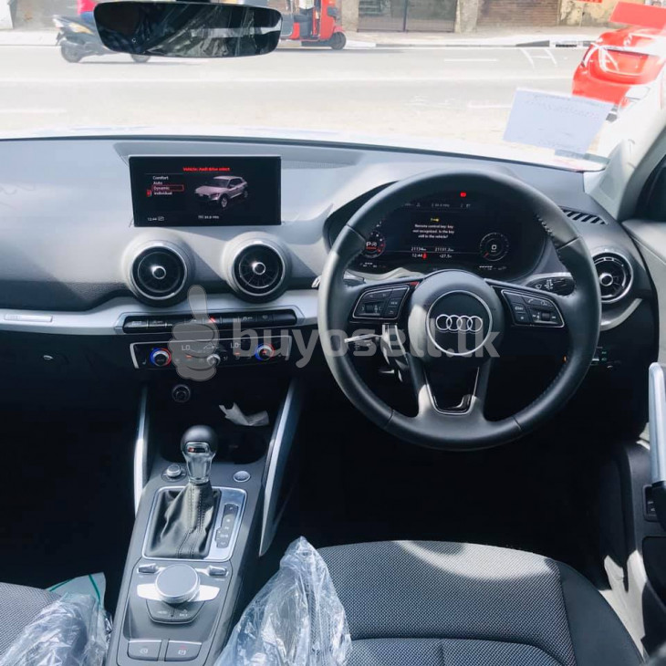 Audi Q2 TFSI 2017 for sale in Colombo