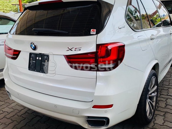 BMW X5 2016 for sale in Colombo