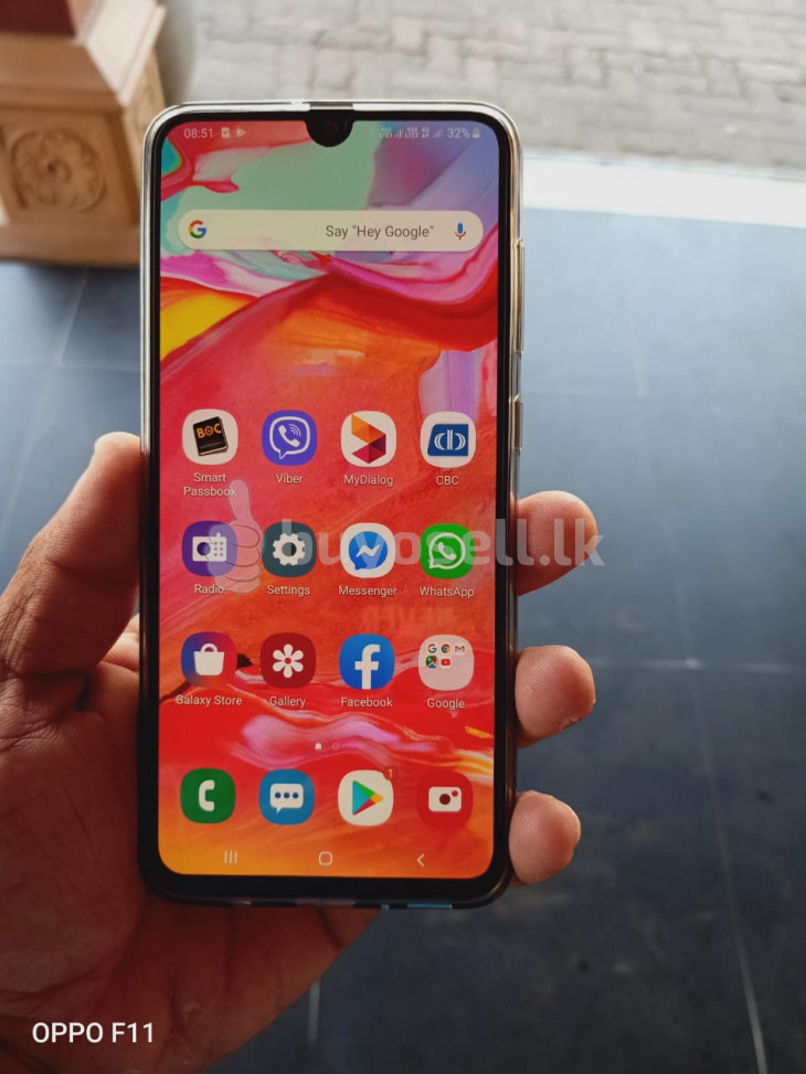 Samsung Galaxy A70 128GB (Used) for sale in Colombo