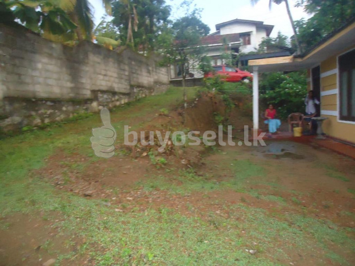Land with  house for sale in Colombo