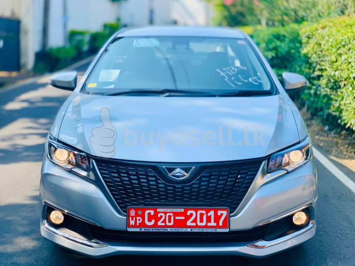 Toyota Allion G Limited NZT260 2017 for sale in Colombo