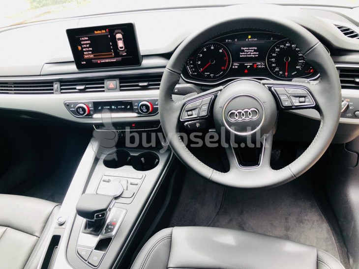 Audi A5 for sale in Colombo