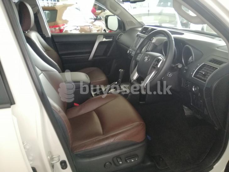Toyota Land cruiser Sahara for sale in Colombo