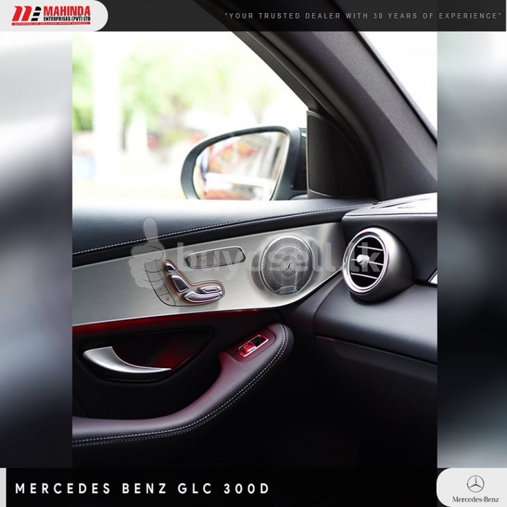 MERCEDES BENZ GLC300D AMG LINE for sale in Colombo