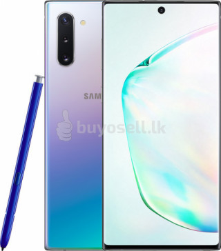Samsung Galaxy Note 10 256GB (New) for sale in Colombo