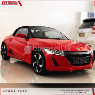Honda S660 2017 for sale in Colombo