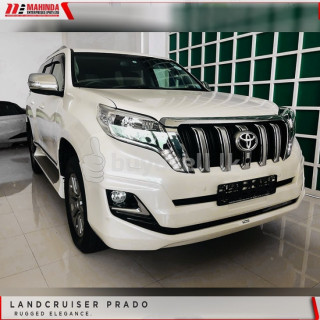 Toyota Land Cruiser Prado for sale in Colombo