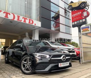 Mercedes Benz CLA 200 AMG 2019 for sale in Gampaha