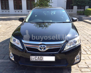 Toyota Camry Hybrid 2014 for sale in Colombo