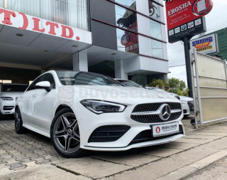 Mercedes Benz CLA 180 AMG 2019 for sale in Gampaha